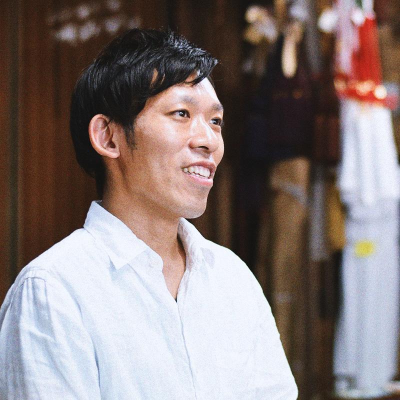 久保田真司さんプロフィール