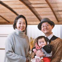 マゼルプロジェクト主宰のポルナレフさんご家族 メイン画像